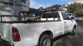 TOYOTA HILUX SINGLE CAB LONG BASE LOW RIDER IN EXCELLENT CONDITION