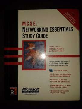 MCSE: Networking Essentials Study Guide - James Chellis - With CD.