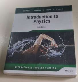 Introduction to Physics 10th Ed (Price Neg.)