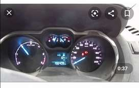 Ford ranger Clusters