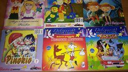 płyta cd dvd z muzyką i bajkami, dla dzieci