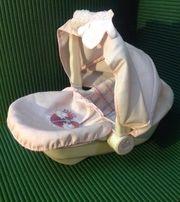 Переноска для кукол Baby Annadell,немецкая,как новая