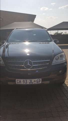 ML500 ALL YOURS FOR R100k
