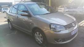 2016 Vw Polo Vivo Sedan 1.6