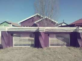 Two bedroom fully fitted house for sale in soshanguve block XX