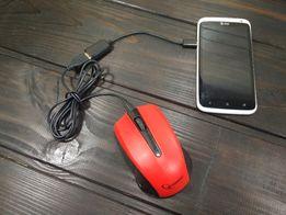 Кабель для подключения флешек / мышек к планшетам / телефонам - OTG