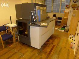 Цифровой офсет HP Indigo S2000. Печать пластиковых карточек на ПВХ.
