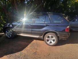 2007 Bmw X5 30 diesel. Swap or sell.