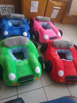 Baby support cushion car model