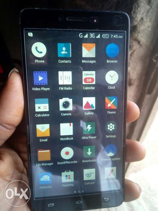 Infinix Hot Note 3 0