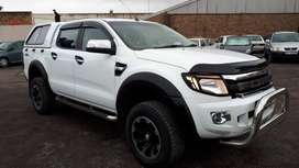 2012 Ford Ranger 3.2 TDCi XLT 4x4 D/Cab AT for sale!