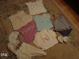 Ubranka dla dziewczynki -rozm.od-0-68