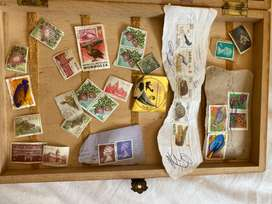 Old collectibles Stamps