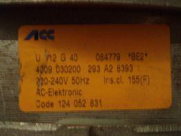 Продам мотор ACC U 112 G 40