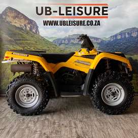 2005 CANAM OUTLANDER 400 | UB LEISURE