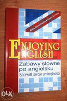 Książka Enjoying ENGLISH !!!TANIO!!!