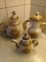 Продам набор керамических заварных чайников