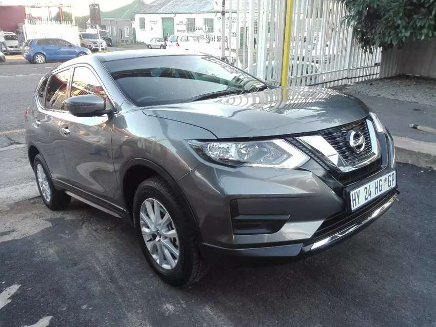 2018 Nissan X-trail 7 Seater
