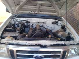 2005 Ford Ranger double cab