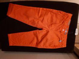 Spodnie dziewczęce rozmiar 92.
