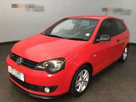 2012 Volkswagen Polo Vivo 1.6 GT 3-Door