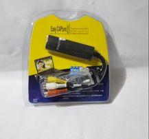 плата USB видеозахвата EasyCap для оцифровки видео кассет miniDV, VHS