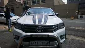 Toyota hilux Raider for sale