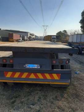 13 meter triaxle trailer for sale,