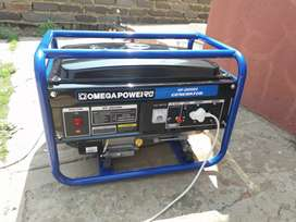2.2kw Omega Easy Pull Start Generator for only R3500 Free delivery