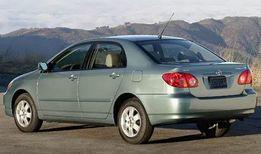 Разборка Toyota Corolla USA американка