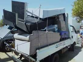Rubble and furniture removals