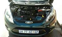 Image of 2011 Ford Fiesta Sedan 1.6 Engine for sale in a good running condition