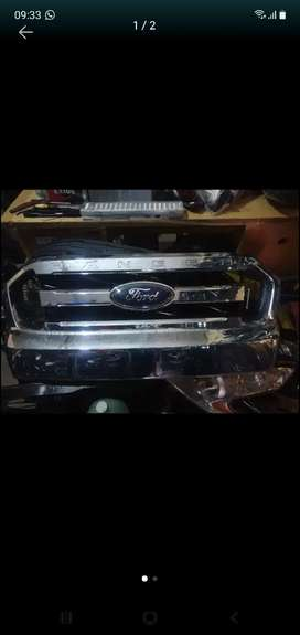 Ford ranger t6/7 oem crome grill