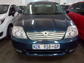 Toyota corolla GLE 160i for sale