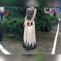 Красивейшее выпускное платье