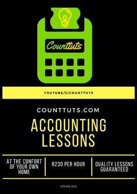 Accounting and Finance Tutor Available