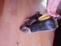 туфлі-макасіни шкіра 100%