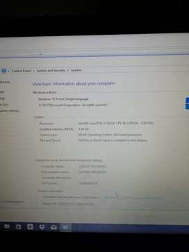 i3 laptop for sale laptop is like new only used twice