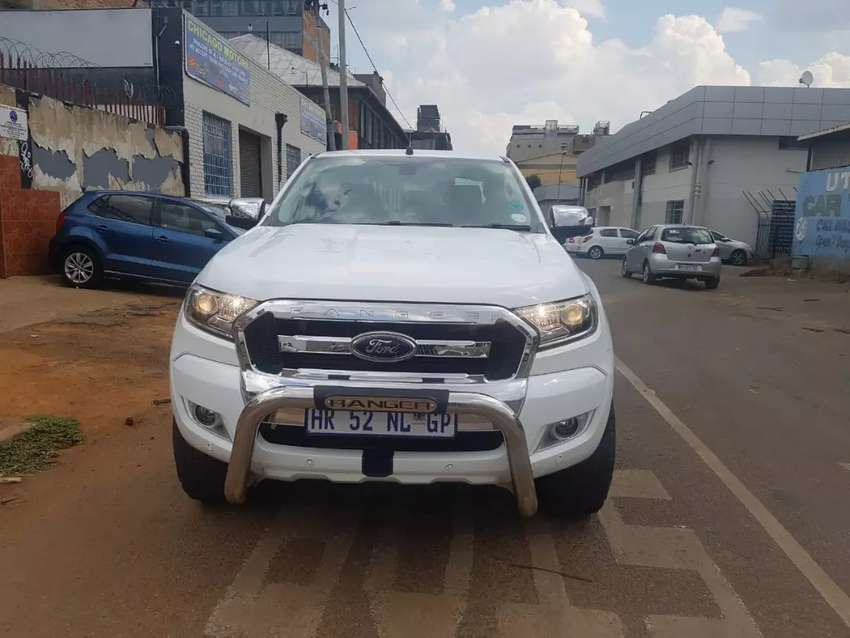 2018 Ford Ranger 3:2 Auto Double Cap 4 CX 4  for sale 0