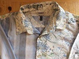 DESIGUAL Blogerska koszula męska r.S warta 329 wysyłka gratis