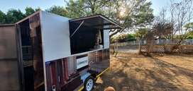 Kitchen/Food trailer full house