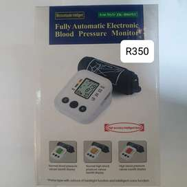 Fully Automatic Electronic Blood pressure Monitor brand new in box