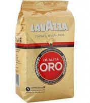 Кофе в зернах Lavazza Qualita Oro 1 Kg. Доставка Бесплатная.