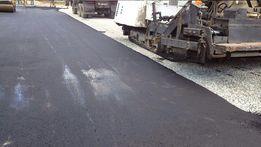 Асфальтирование,укладка асфальта,ямочный ремонт дорог,площадок,крошка