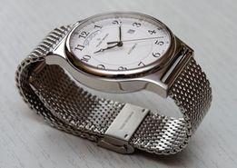 Браслет на Часы для Longines,Certina,Командирские кольчужный,миланский