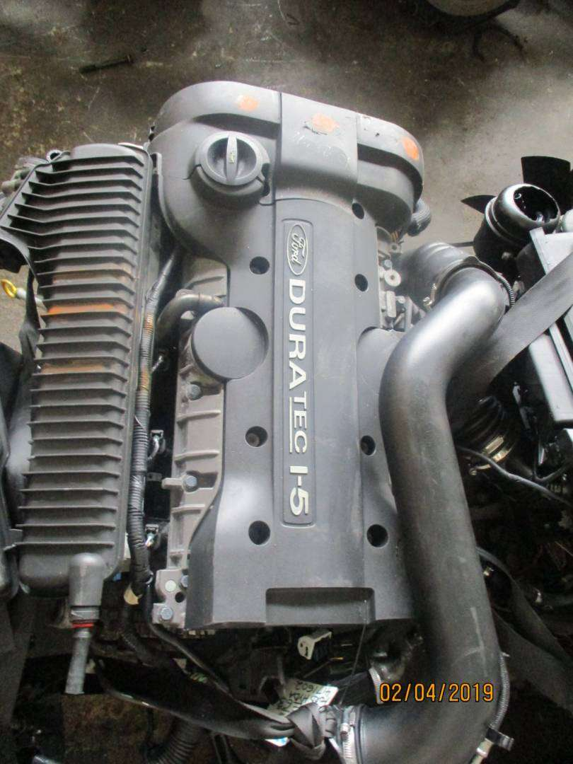 Ford Fiesta ST3 2.5 low mileage import engine for sale 0