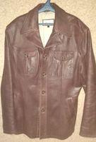 Мужская кожаная куртка Capello