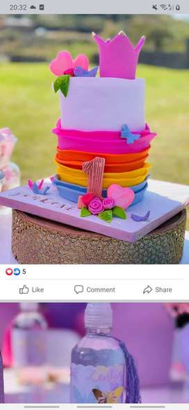 Cake of your choice