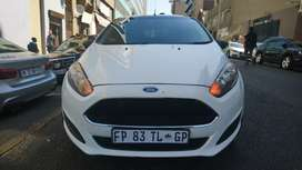 Ford fiesta at low price