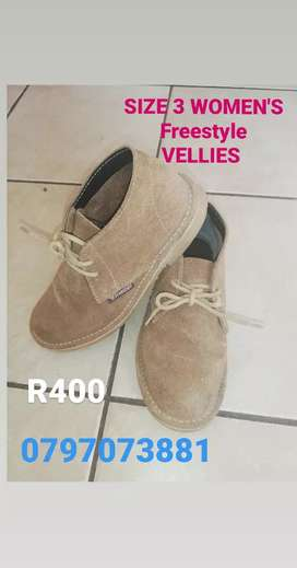 VELLIES Freestyle, New Vellies